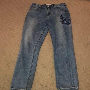 Women's PAC Sun Mom Jeans